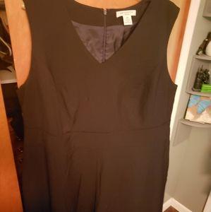 Black business professional dress